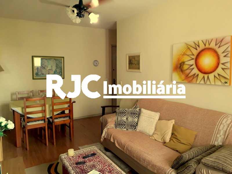 1 - Apartamento 2 quartos à venda Andaraí, Rio de Janeiro - R$ 320.000 - MBAP24059 - 1
