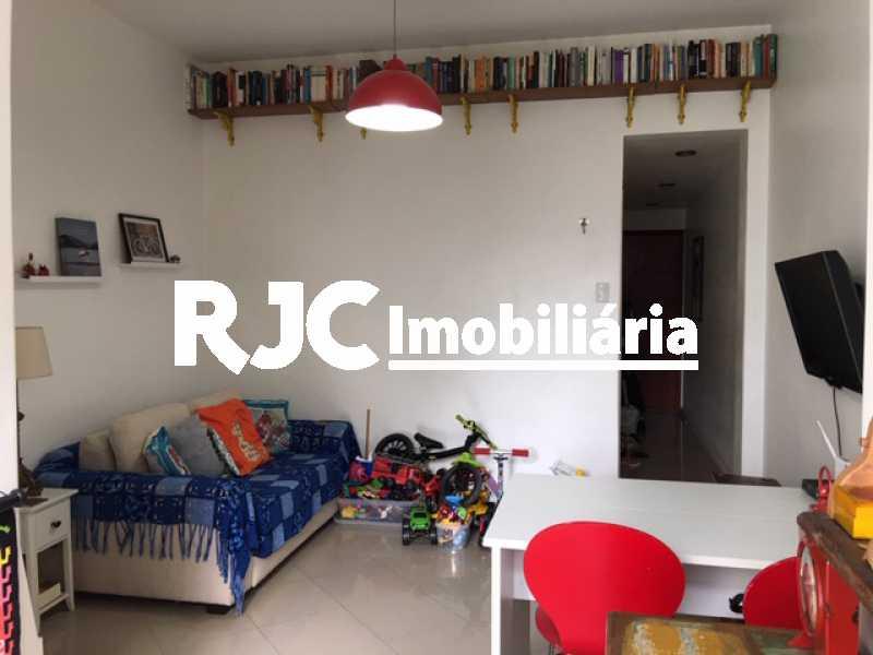 IMG_0823 - Apartamento 1 quarto à venda Vila Isabel, Rio de Janeiro - R$ 275.000 - MBAP10733 - 8