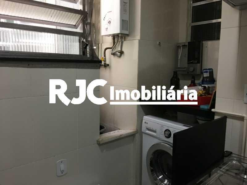 IMG_0838 - Apartamento 1 quarto à venda Vila Isabel, Rio de Janeiro - R$ 275.000 - MBAP10733 - 26