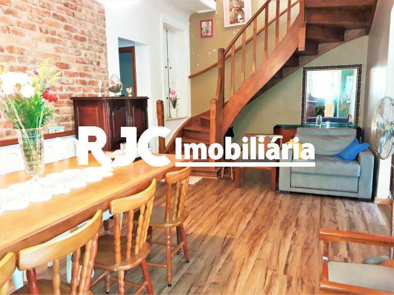 FOTO 1 - Casa 3 quartos à venda Tijuca, Rio de Janeiro - R$ 900.000 - MBCA30166 - 1