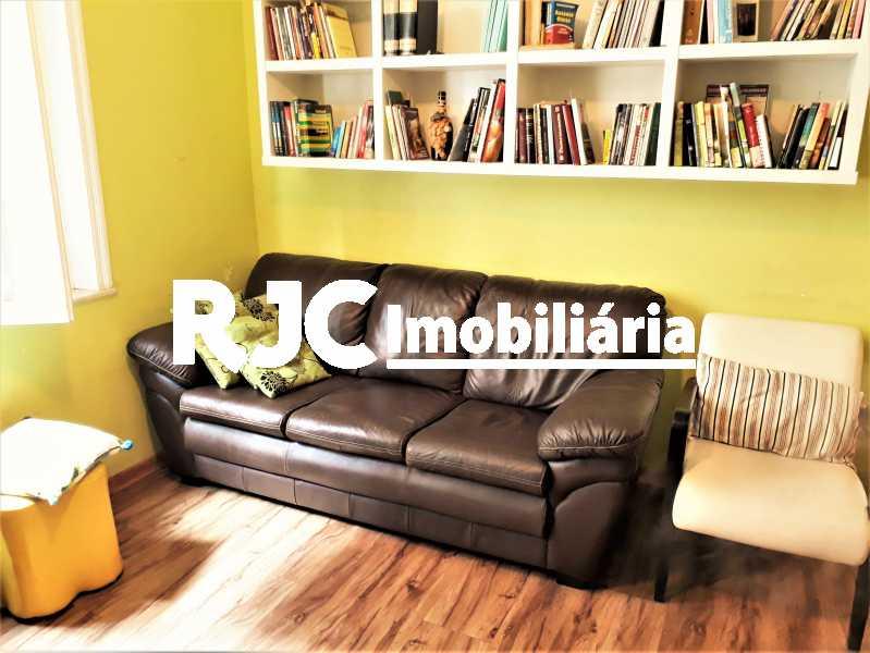 FOTO 7 - Casa 3 quartos à venda Tijuca, Rio de Janeiro - R$ 900.000 - MBCA30166 - 8