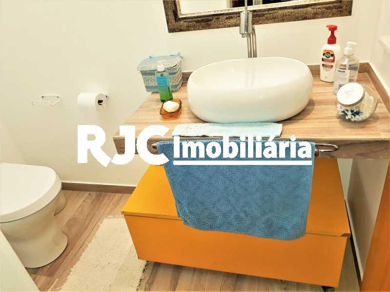 FOTO 9 - Casa 3 quartos à venda Tijuca, Rio de Janeiro - R$ 900.000 - MBCA30166 - 10