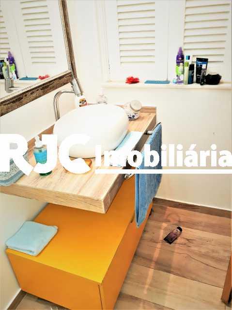 FOTO 10 - Casa 3 quartos à venda Tijuca, Rio de Janeiro - R$ 900.000 - MBCA30166 - 11