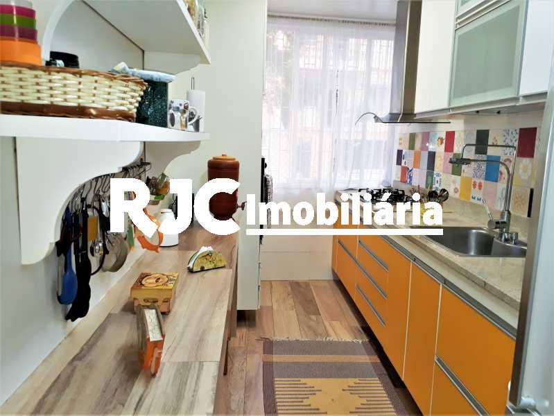 FOTO 11 - Casa 3 quartos à venda Tijuca, Rio de Janeiro - R$ 900.000 - MBCA30166 - 12