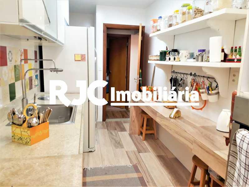 FOTO 13 - Casa 3 quartos à venda Tijuca, Rio de Janeiro - R$ 900.000 - MBCA30166 - 14