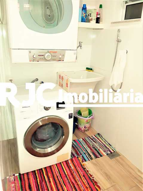 FOTO 14 - Casa 3 quartos à venda Tijuca, Rio de Janeiro - R$ 900.000 - MBCA30166 - 15