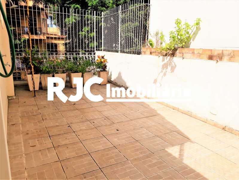 FOTO 30 - Casa 3 quartos à venda Tijuca, Rio de Janeiro - R$ 900.000 - MBCA30166 - 31
