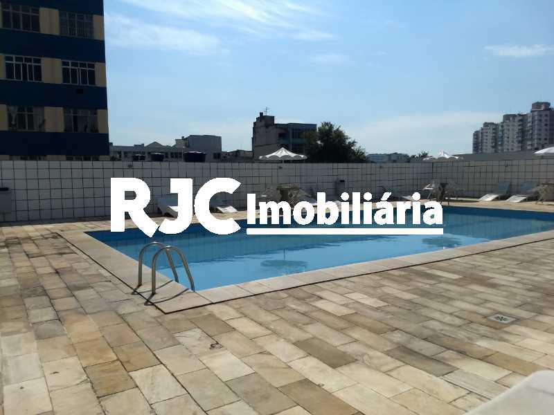 03. - Apartamento 2 quartos à venda Rio Comprido, Rio de Janeiro - R$ 285.000 - MBAP24082 - 4