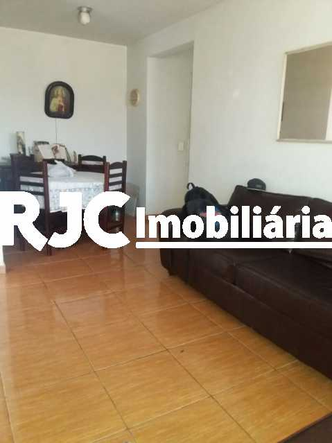 08. - Apartamento 2 quartos à venda Rio Comprido, Rio de Janeiro - R$ 285.000 - MBAP24082 - 9