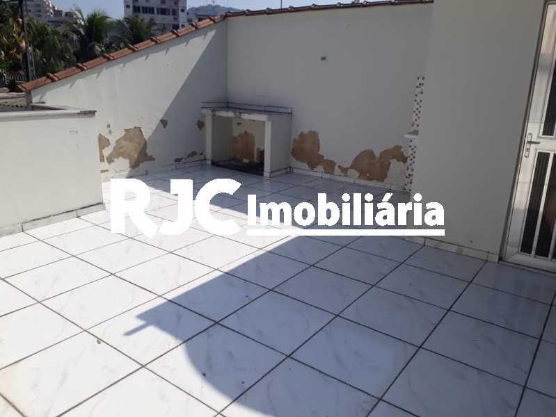 IMG-20190605-WA0013 - Casa 3 quartos à venda Grajaú, Rio de Janeiro - R$ 530.000 - MBCA30167 - 25