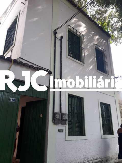 IMG-20190605-WA0039 - Casa 3 quartos à venda Grajaú, Rio de Janeiro - R$ 530.000 - MBCA30167 - 1