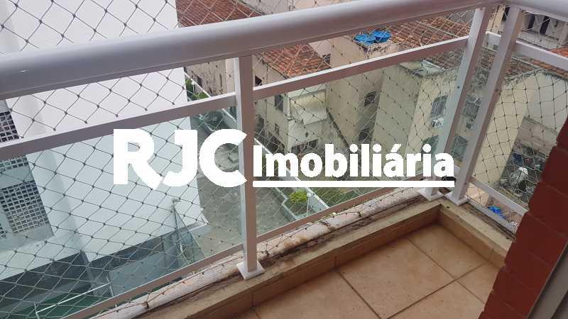 20190513_152331 - Apartamento 1 quarto à venda Rio Comprido, Rio de Janeiro - R$ 335.000 - MBAP10741 - 1