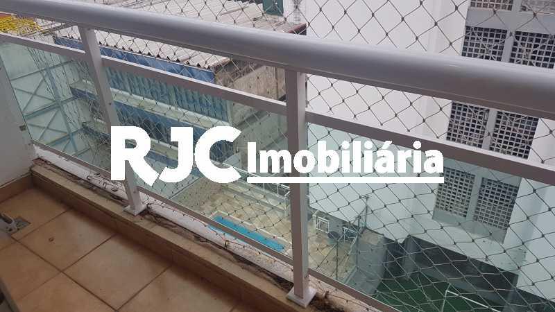 20190513_152336 - Apartamento 1 quarto à venda Rio Comprido, Rio de Janeiro - R$ 335.000 - MBAP10741 - 4