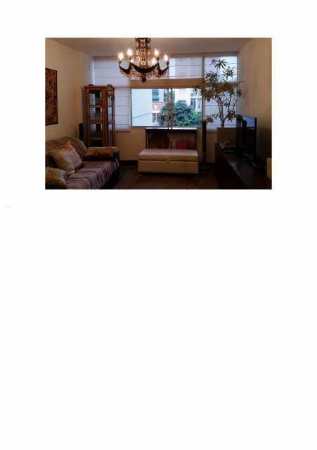 VISCONDE DE PITAJA 164 APTO 30 - Apartamento 3 quartos à venda Ipanema, Rio de Janeiro - R$ 1.750.000 - MBAP32616 - 1