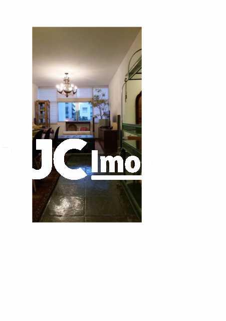 VISCONDE DE PITAJA 164 APTO 30 - Apartamento 3 quartos à venda Ipanema, Rio de Janeiro - R$ 1.750.000 - MBAP32616 - 3