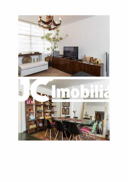 VISCONDE DE PITAJA 164 APTO 30 - Apartamento 3 quartos à venda Ipanema, Rio de Janeiro - R$ 1.750.000 - MBAP32616 - 17