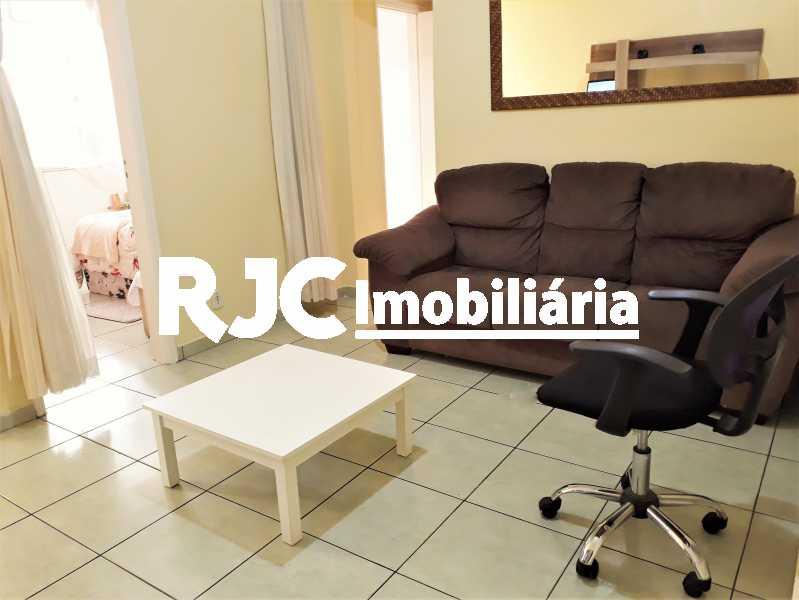 FOTO 1 - Apartamento 1 quarto à venda São Cristóvão, Rio de Janeiro - R$ 195.000 - MBAP10744 - 1