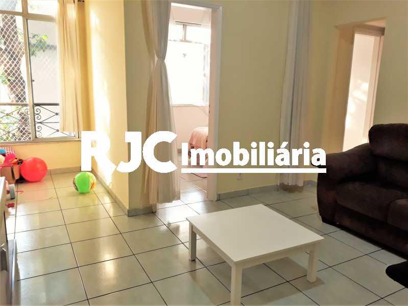 FOTO 2 - Apartamento 1 quarto à venda São Cristóvão, Rio de Janeiro - R$ 195.000 - MBAP10744 - 3