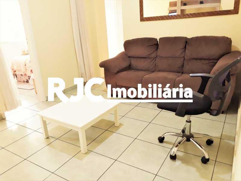 FOTO 3 - Apartamento 1 quarto à venda São Cristóvão, Rio de Janeiro - R$ 195.000 - MBAP10744 - 4