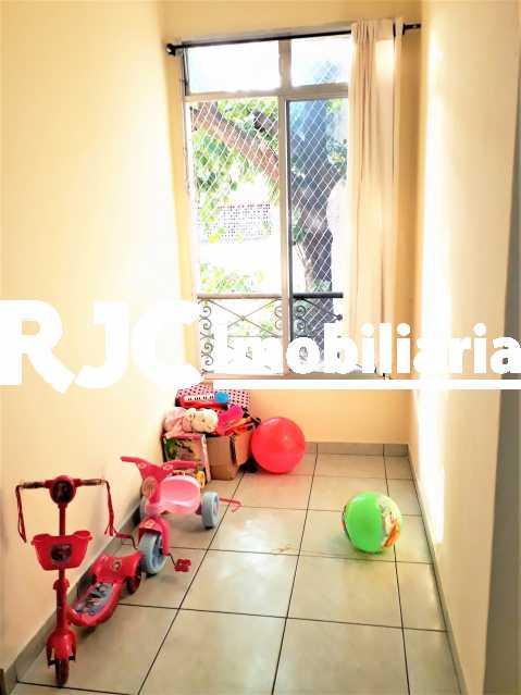 FOTO 7 - Apartamento 1 quarto à venda São Cristóvão, Rio de Janeiro - R$ 195.000 - MBAP10744 - 8