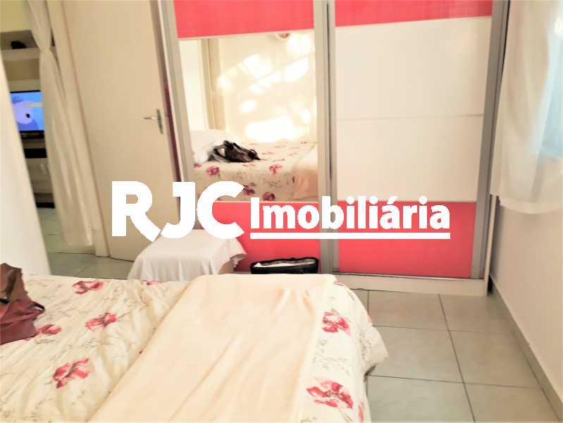 FOTO 9 - Apartamento 1 quarto à venda São Cristóvão, Rio de Janeiro - R$ 195.000 - MBAP10744 - 10