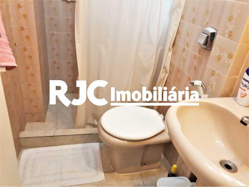 FOTO 15 - Apartamento 1 quarto à venda São Cristóvão, Rio de Janeiro - R$ 195.000 - MBAP10744 - 16
