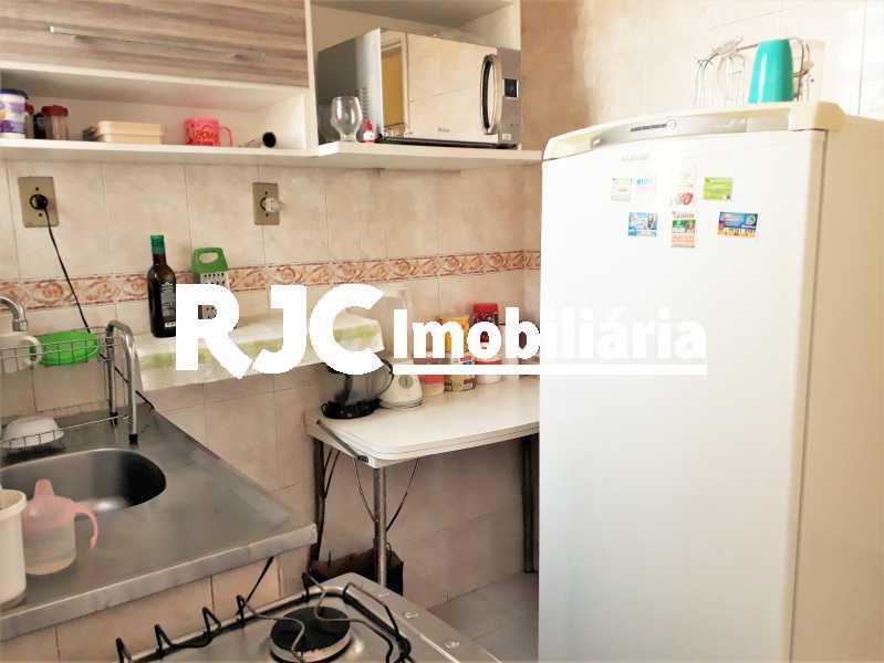 FOTO 16 - Apartamento 1 quarto à venda São Cristóvão, Rio de Janeiro - R$ 195.000 - MBAP10744 - 17