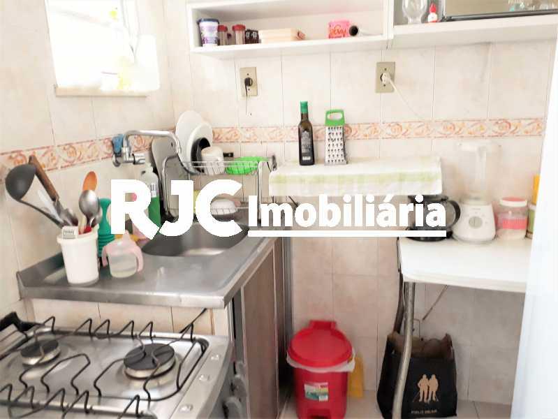 FOTO 17 - Apartamento 1 quarto à venda São Cristóvão, Rio de Janeiro - R$ 195.000 - MBAP10744 - 18