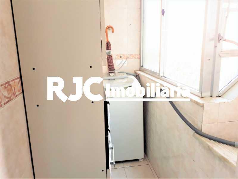 FOTO 18 - Apartamento 1 quarto à venda São Cristóvão, Rio de Janeiro - R$ 195.000 - MBAP10744 - 19