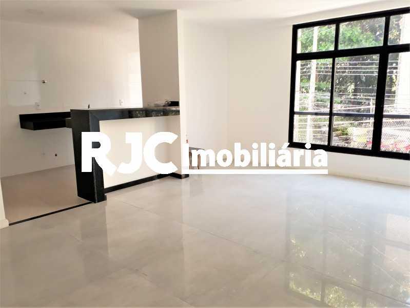 FOTO 3 - Casa 3 quartos à venda Maracanã, Rio de Janeiro - R$ 800.000 - MBCA30168 - 4