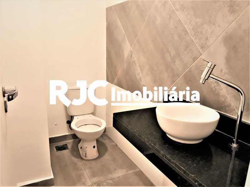 FOTO 5 - Casa 3 quartos à venda Maracanã, Rio de Janeiro - R$ 800.000 - MBCA30168 - 6