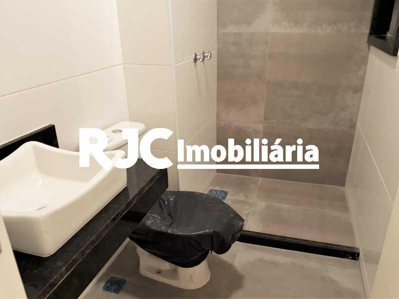 FOTO 10 - Casa 3 quartos à venda Maracanã, Rio de Janeiro - R$ 800.000 - MBCA30168 - 11