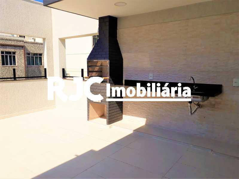 FOTO 20 - Casa 3 quartos à venda Maracanã, Rio de Janeiro - R$ 800.000 - MBCA30168 - 21