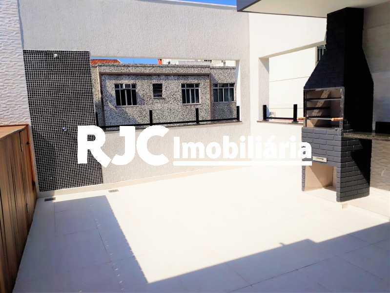FOTO 21 - Casa 3 quartos à venda Maracanã, Rio de Janeiro - R$ 800.000 - MBCA30168 - 22