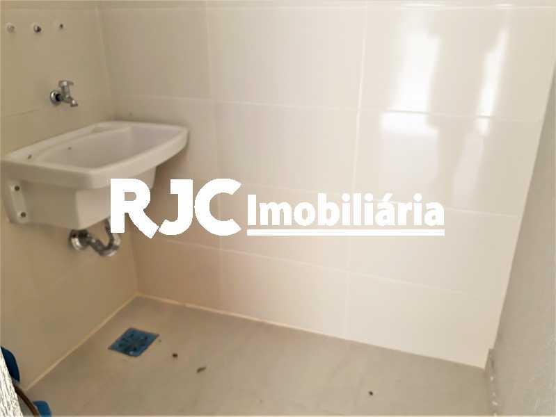 FOTO 22 - Casa 3 quartos à venda Maracanã, Rio de Janeiro - R$ 800.000 - MBCA30168 - 23