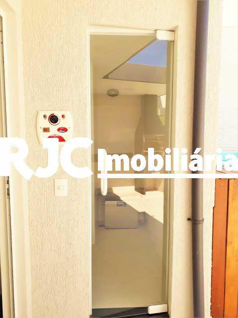 FOTO 23 - Casa 3 quartos à venda Maracanã, Rio de Janeiro - R$ 800.000 - MBCA30168 - 24