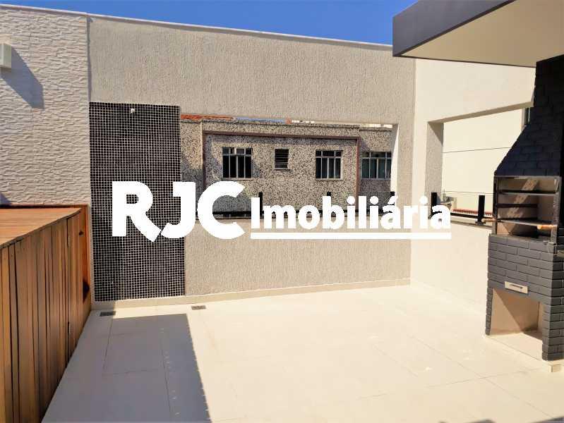 FOTO 24 - Casa 3 quartos à venda Maracanã, Rio de Janeiro - R$ 800.000 - MBCA30168 - 25