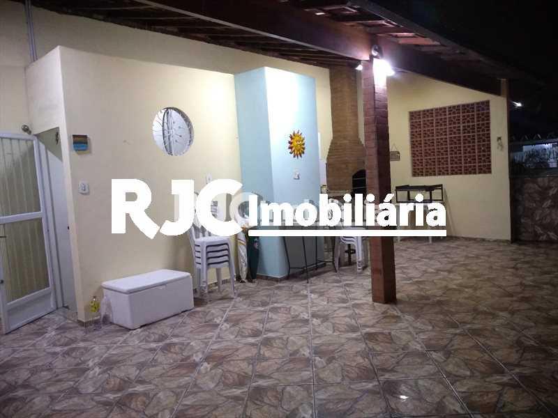 1 - Casa de Vila 3 quartos à venda Todos os Santos, Rio de Janeiro - R$ 580.000 - MBCV30114 - 1