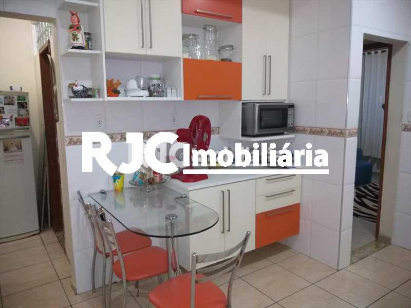 2 - Casa de Vila 3 quartos à venda Todos os Santos, Rio de Janeiro - R$ 580.000 - MBCV30114 - 3