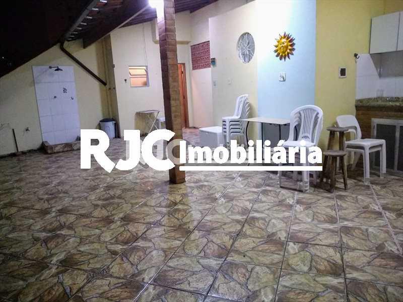 5 - Casa de Vila 3 quartos à venda Todos os Santos, Rio de Janeiro - R$ 580.000 - MBCV30114 - 6