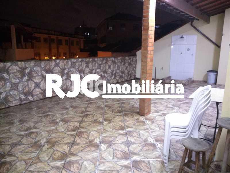 6 - Casa de Vila 3 quartos à venda Todos os Santos, Rio de Janeiro - R$ 580.000 - MBCV30114 - 7
