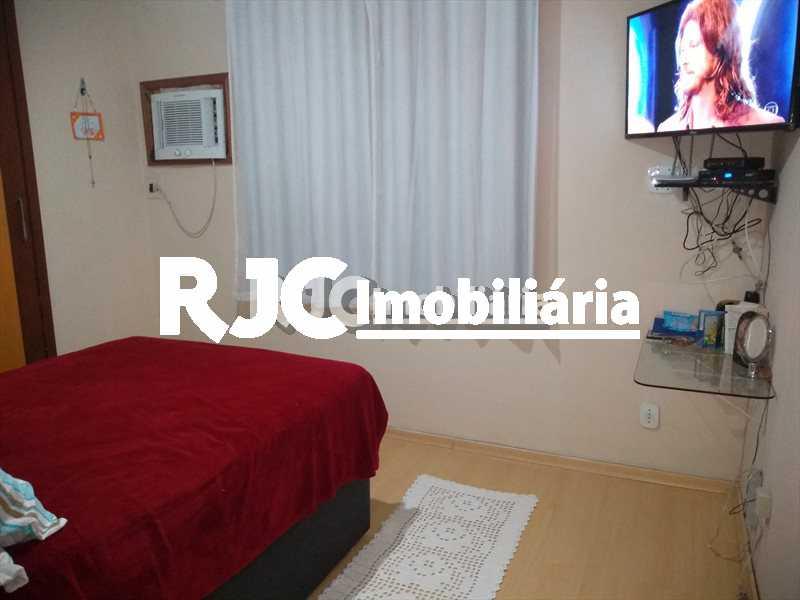 13 - 2º Qto - Casa de Vila 3 quartos à venda Todos os Santos, Rio de Janeiro - R$ 580.000 - MBCV30114 - 14