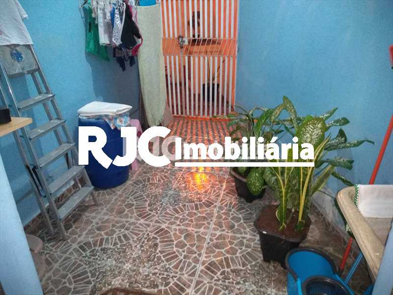 22 - Casa de Vila 3 quartos à venda Todos os Santos, Rio de Janeiro - R$ 580.000 - MBCV30114 - 23