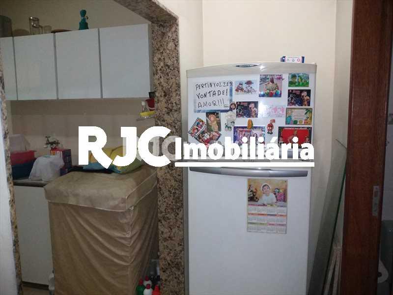 23 - Casa de Vila 3 quartos à venda Todos os Santos, Rio de Janeiro - R$ 580.000 - MBCV30114 - 24