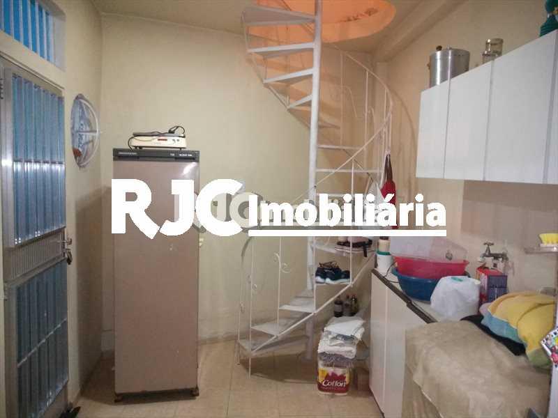 24 - Casa de Vila 3 quartos à venda Todos os Santos, Rio de Janeiro - R$ 580.000 - MBCV30114 - 27