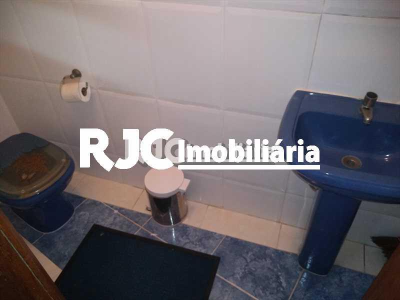 Lavabo 3º Bh - Casa de Vila 3 quartos à venda Todos os Santos, Rio de Janeiro - R$ 580.000 - MBCV30114 - 30
