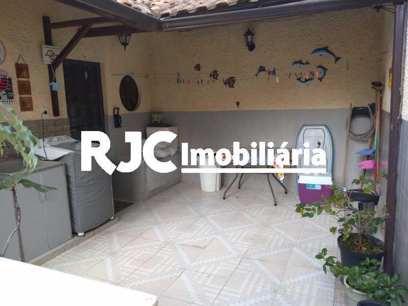 2 Terraço - Casa de Vila 3 quartos à venda Maracanã, Rio de Janeiro - R$ 600.000 - MBCV30115 - 3