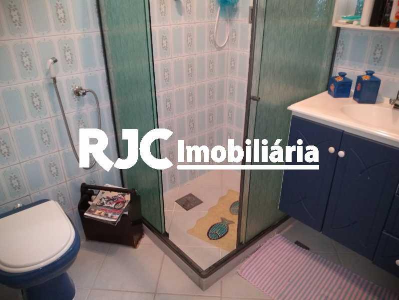 7 - 1º bhº - Casa de Vila 3 quartos à venda Maracanã, Rio de Janeiro - R$ 600.000 - MBCV30115 - 8