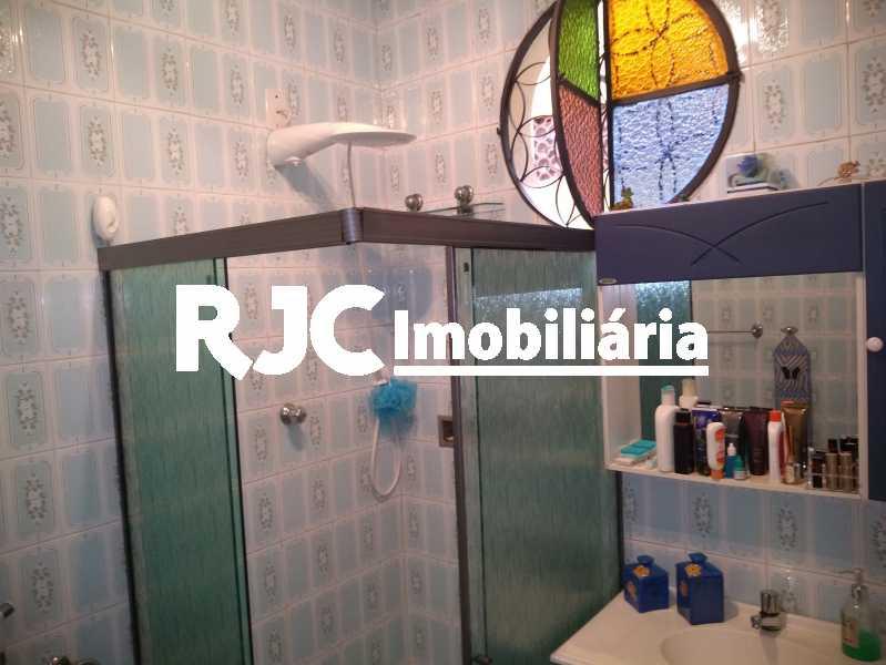 8 - 1º bhº - Casa de Vila 3 quartos à venda Maracanã, Rio de Janeiro - R$ 600.000 - MBCV30115 - 9