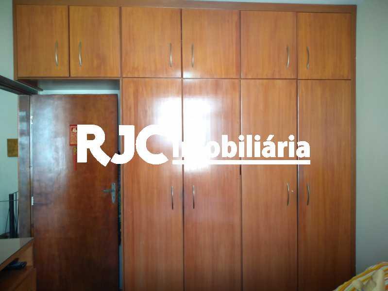 13 - 2º Qto - Casa de Vila 3 quartos à venda Maracanã, Rio de Janeiro - R$ 600.000 - MBCV30115 - 14